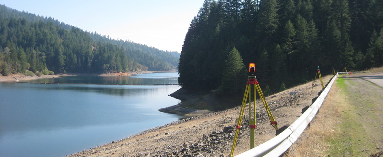 Ruth Dam Monitoring